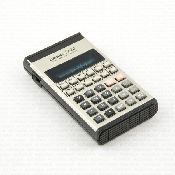 Casio fx-20