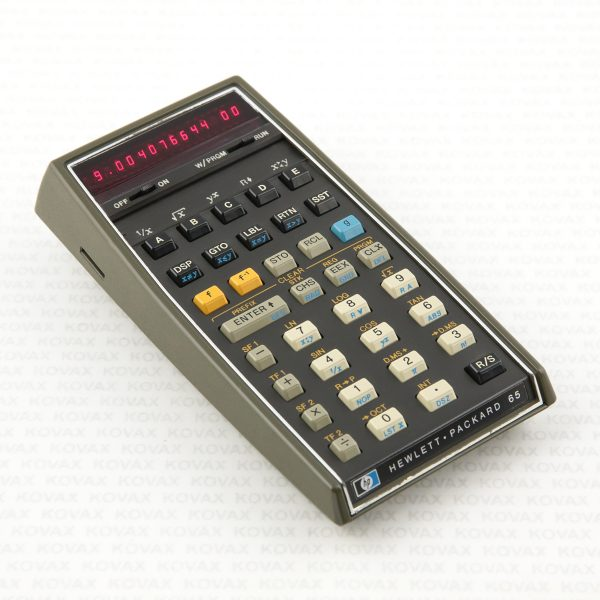 Hewlett Packard HP-65