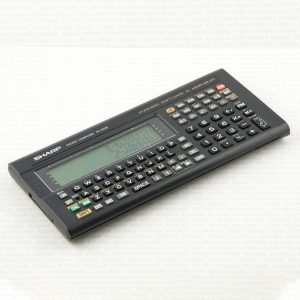 SHARP PC-E220