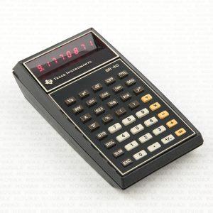 Texas Instruments SR-40 módosított